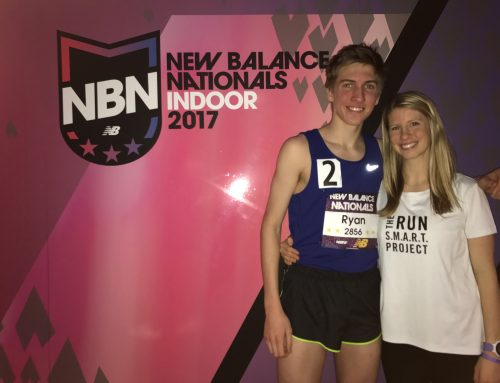 Aidan Ryan Finishes 10th In Mile At New Balance Nationals