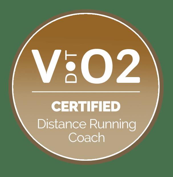VDOT Certified Running Coach - VDOT O2 Registry