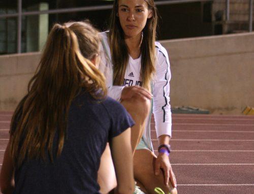 VDOT Coach Spotlight:  Leah Rosenfeld