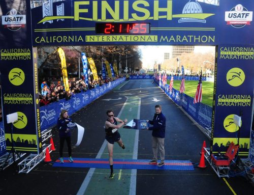 An Interview With U.S. Marathon Champ Tim Ritchie