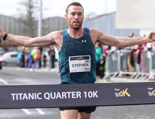 Stephen Scullion Tuned Up, Ready To Go For London Marathon