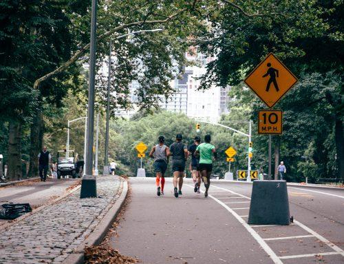 Training At Half Marathon Pace