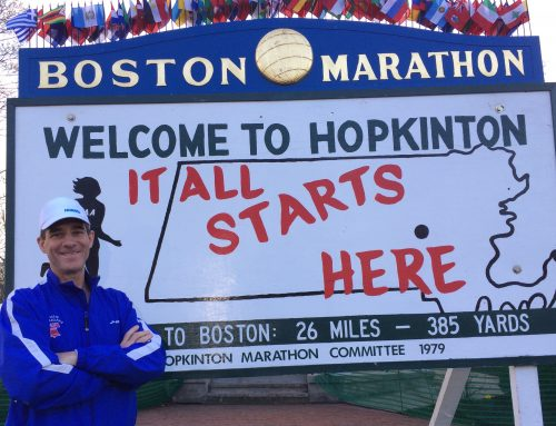 Four Critical Elements Of Boston Marathon Training