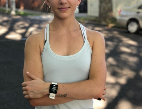 Meet VDOT Coach Paige Gilchrist