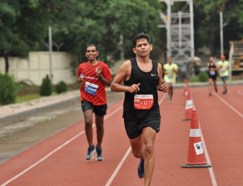 Three Months, Three PRs For Parag Dongre