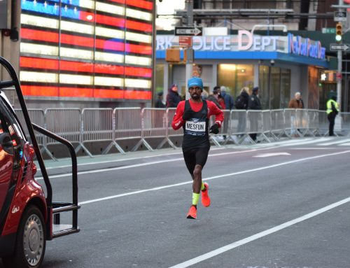 Three In Top 10 At NYC Half