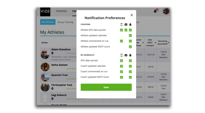Customizing Your Notifications Experience