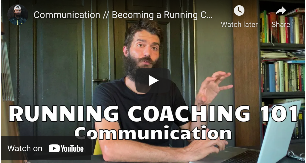 #1 Priority:  Communicating Clearly With Your Athletes